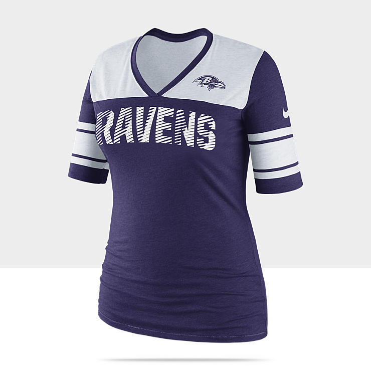 Nike Touchdown (NFL Ravens) Women's Top