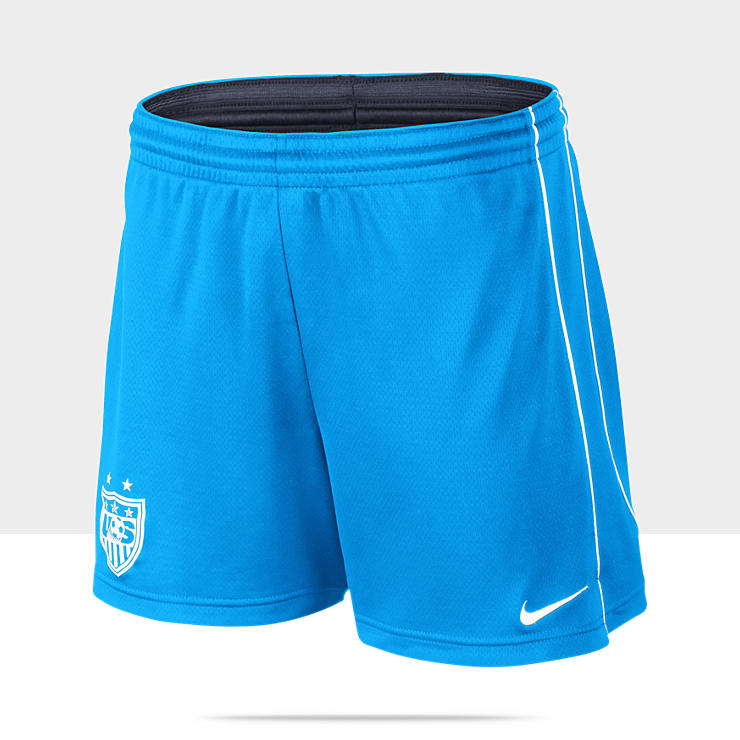 US E4 Women's Soccer Shorts