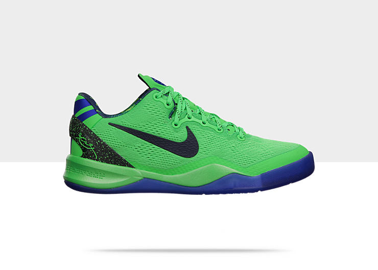 Kobe 8 System (3.5y-7y) Boys' Basketball Shoe