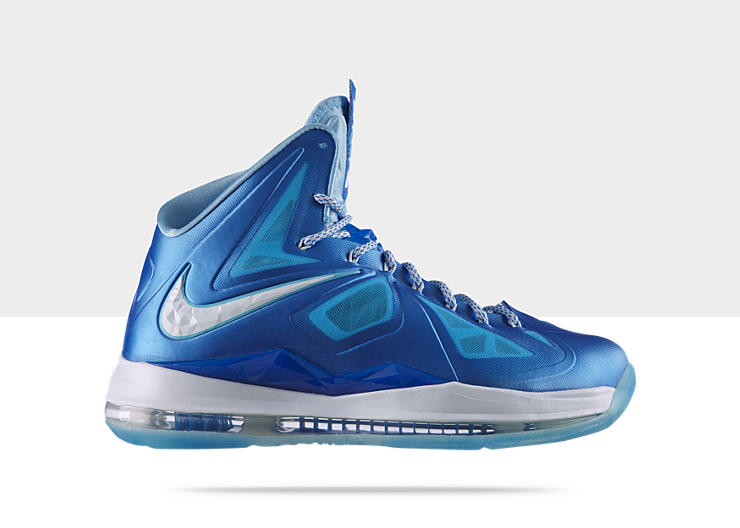 LeBron X+ Men's Basketball Shoe