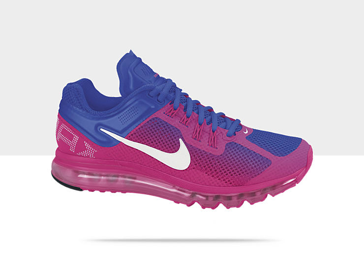 Nike Air Max+ 2013 Premium Women s Running Shoe