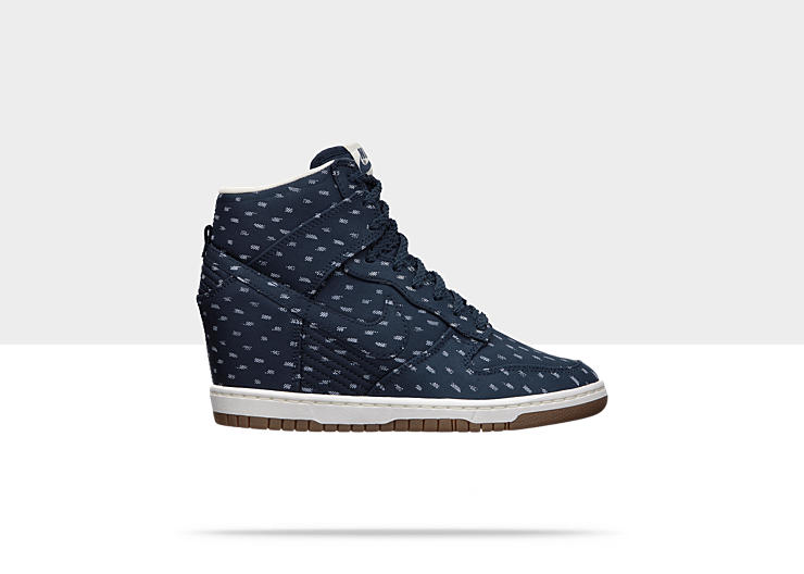 Nike Dunk Sky Hi Print Women's Shoe