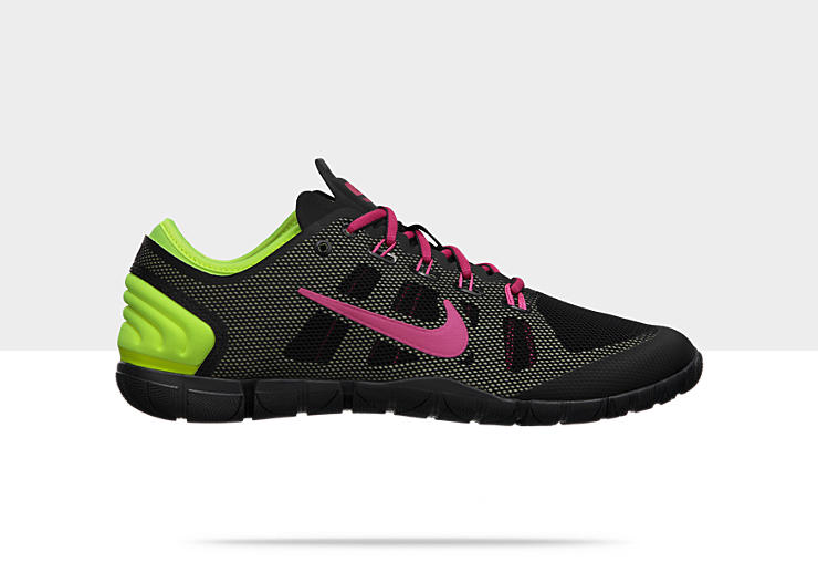 Nike News - 360 Degrees of Training with the Nike Free Bionic