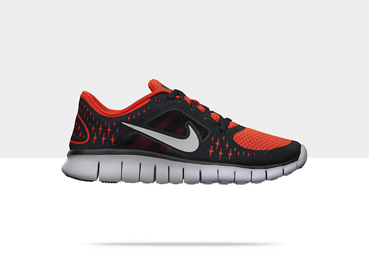 Nike Free Run 3 (3.5y-7y) Boys' Running Shoe