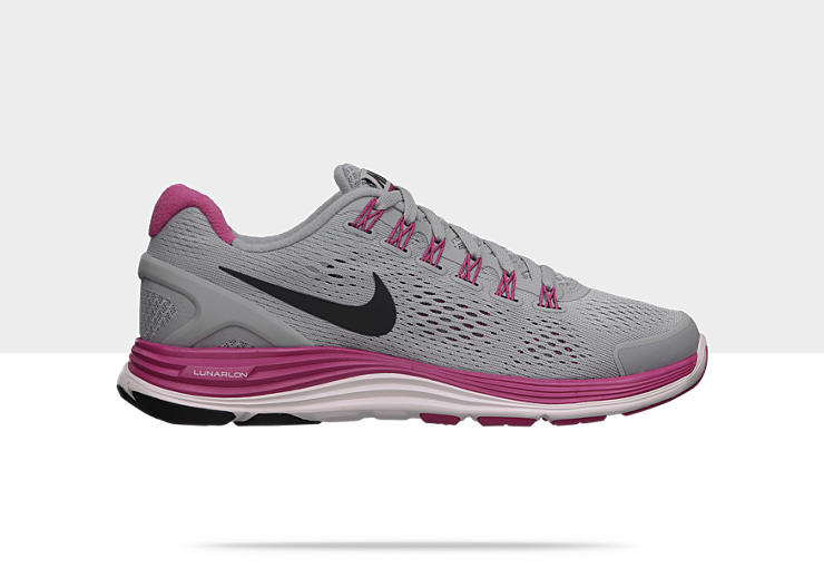 Wolf Grey/Anthracite-Pink Force , Style - Color # 524978 - 012