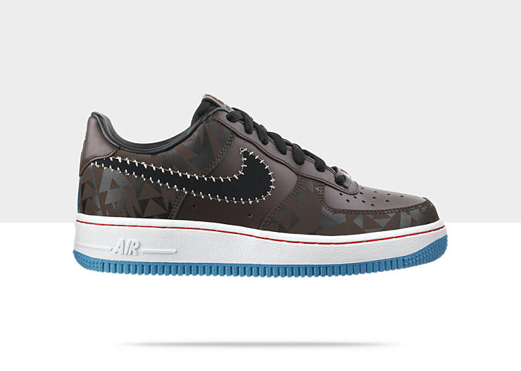 Nike N7 Air Force 1 07 LE (3.5y-7y) Boys' Shoe