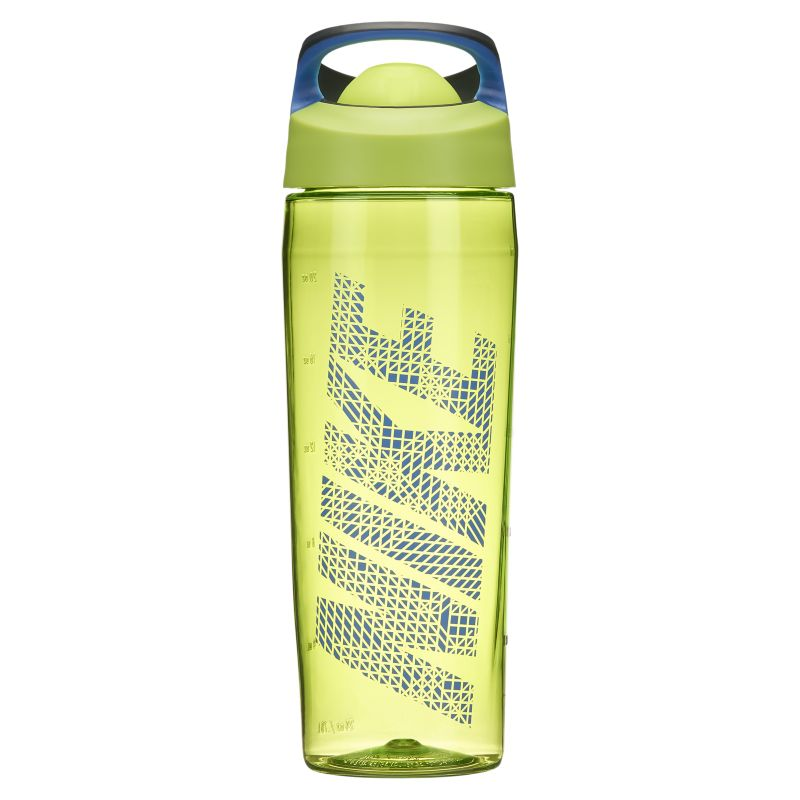 Nike 710ml TR HyperCharge Rocker Water Bottle - Yellow