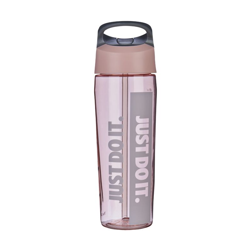 Nike 710ml TR HyperCharge Straw Water Bottle - Pink