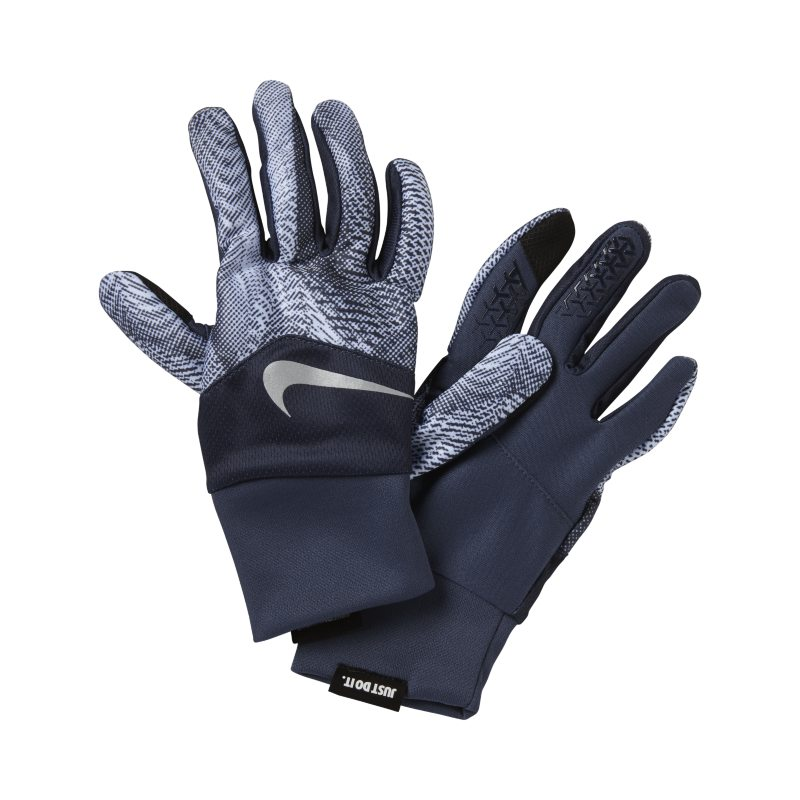 Nike Dri-FIT Tempo Women's Running Gloves - Blue