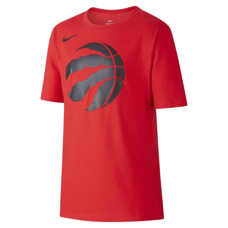 Toronto Raptors Nike Dry Older Kids'(Boys') NBA T-Shirt - Red