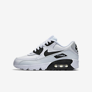 trfjp Nike Air Max 90 Leather (3-6) Older Kids\' Shoe. Nike.com NZ