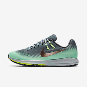 nike zoom structure 20 womens gold