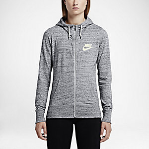 Nike Gym Vintage Full Zip Women'S Hoodie - Trendy Clothes