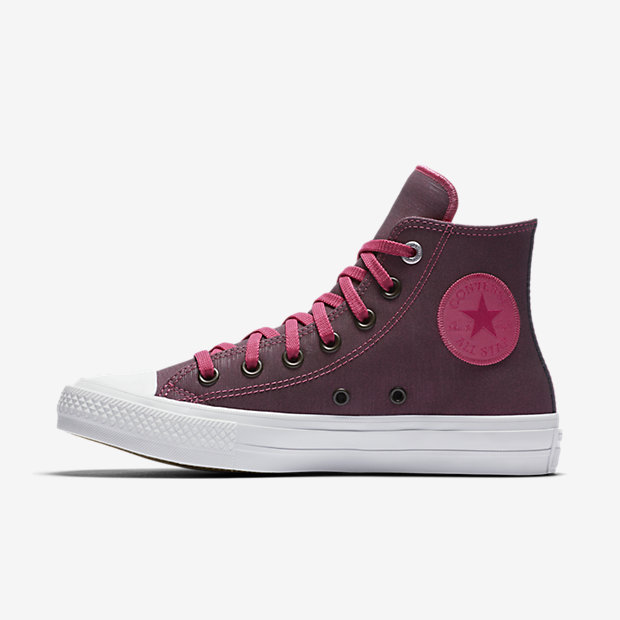 Converse Chuck Ii Two Tone Leather High Top Unisex Shoe