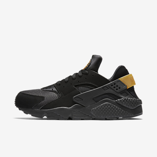 Nike Air Huaraches All Black