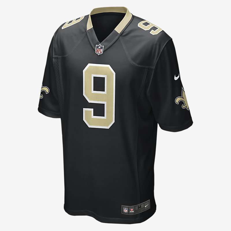 Image For Maillot NFL New Orleans Saints (Drew Brees)