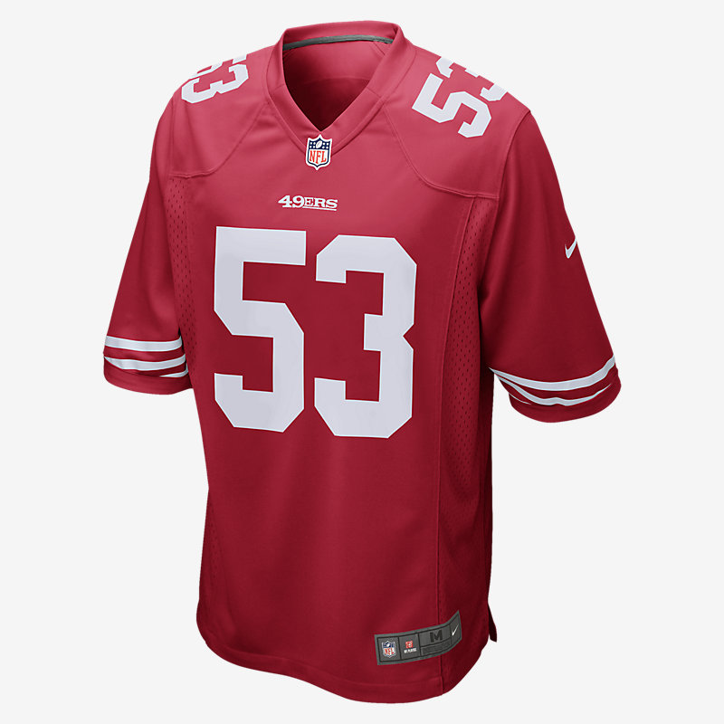 Image For Maillot NFL San Francisco 49ers (NaVorro Bowman)