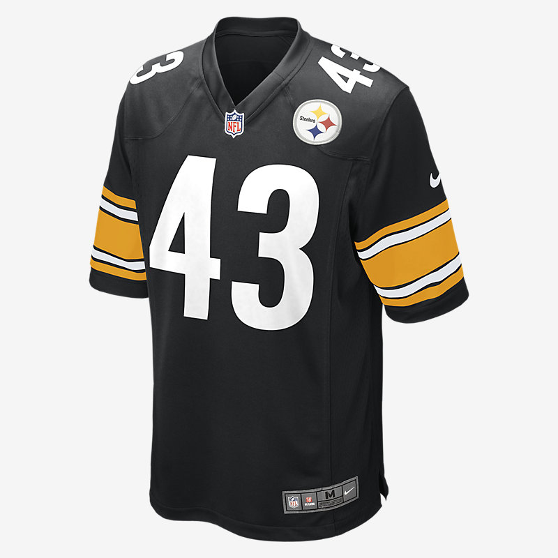 Image For Maillot NFL Pittsburgh Steelers (Troy Polamalu)