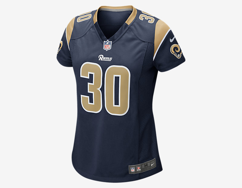 NFL Los Angeles Rams Game Jersey (Todd Gurley)
