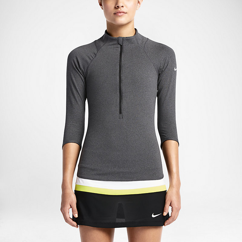 Image For NikeCourt Baseline Half-Zip
