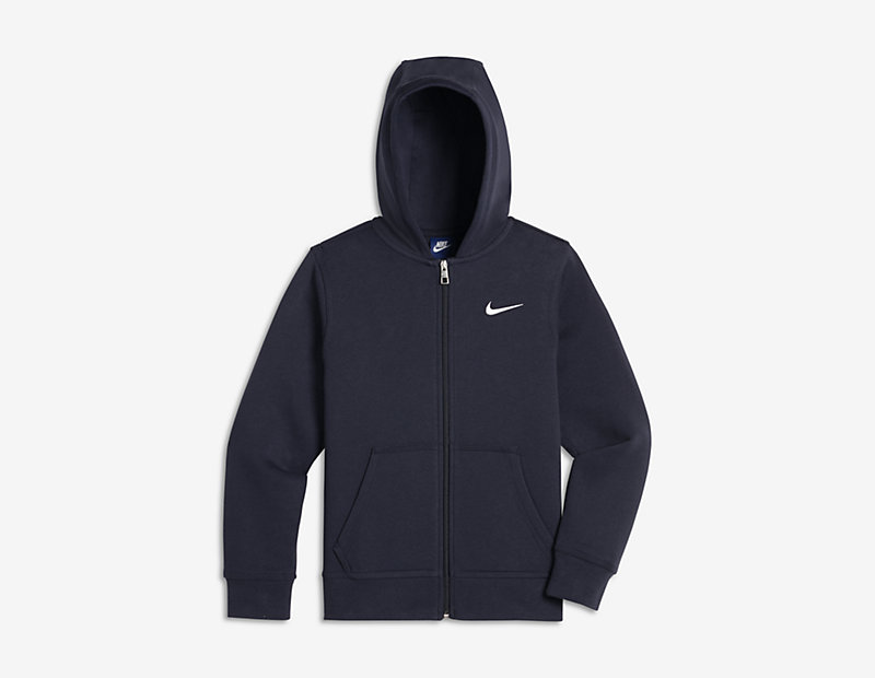 Nike Brushed Fleece Full-Zip