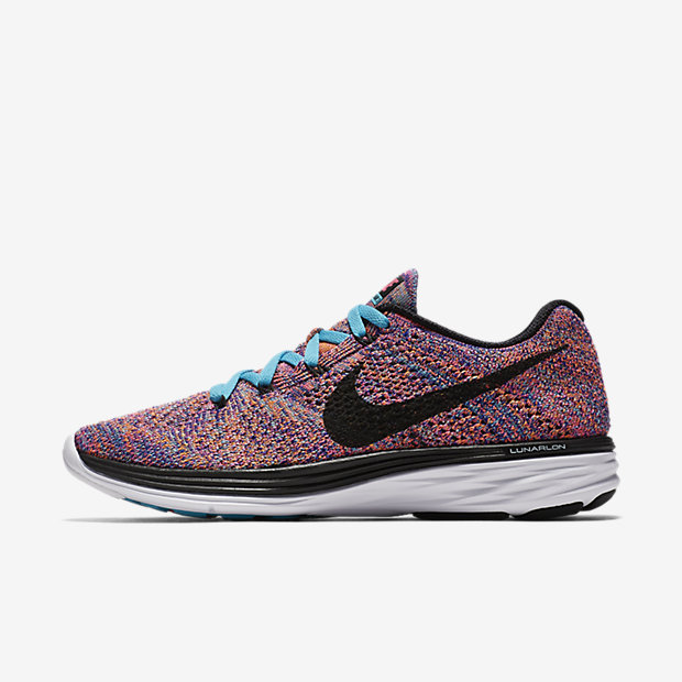 quality design e4b5a fcd73 mens nike flyknit lunar 3 purple gold