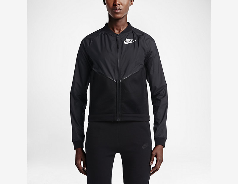 Nike Tech Hypermesh Bomber
