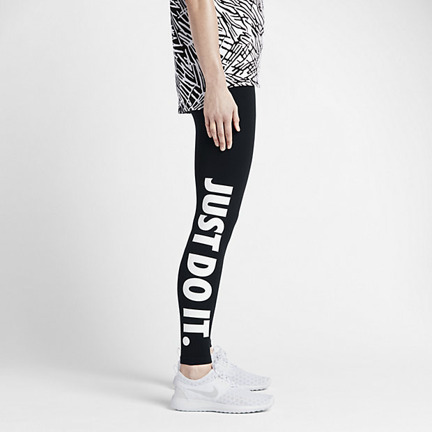 Perfect Printed Pants Women Letters Printed Work Out Just Do It Leggings