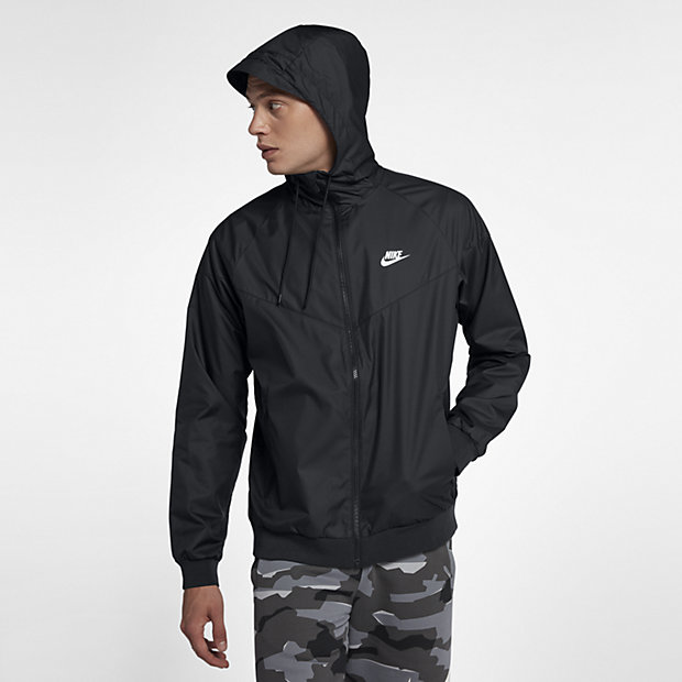 veste nike sportswear windrunner pour homme ca. Black Bedroom Furniture Sets. Home Design Ideas