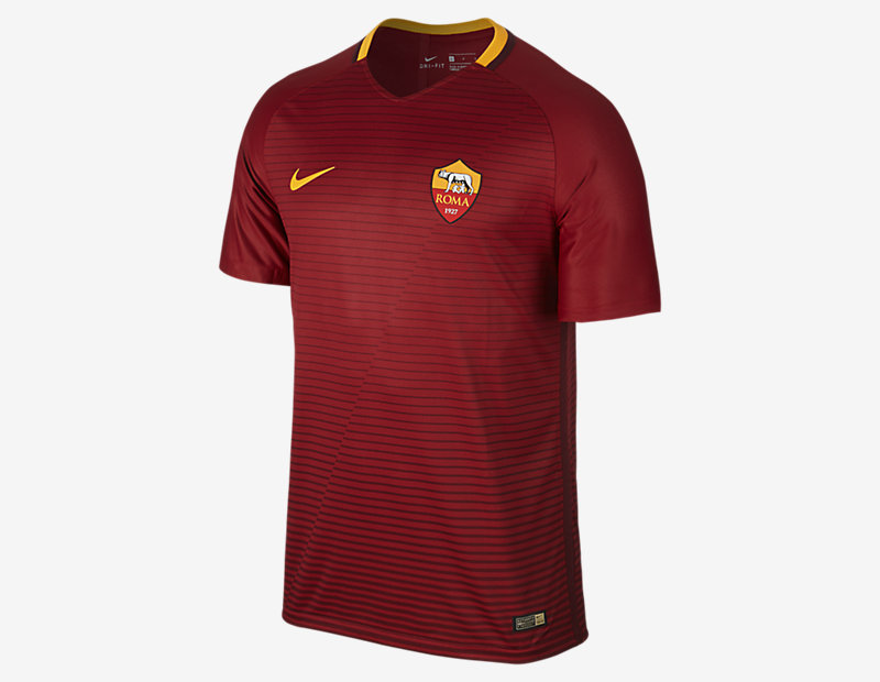2016/17 A.S. Roma Match Home