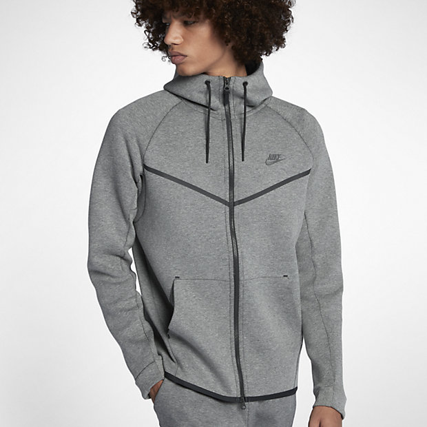 nike sportswear tech fleece windrunner men 39 s hoodie. Black Bedroom Furniture Sets. Home Design Ideas