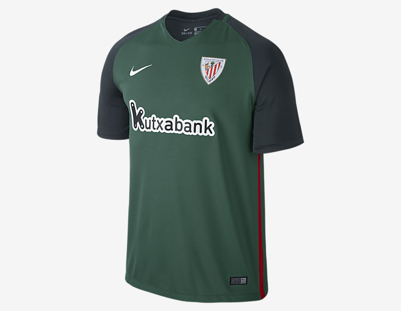 2016/17 Athletic Club Bilbao Stadium Away