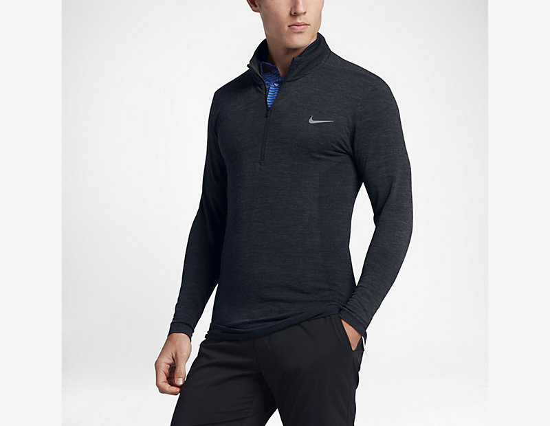 Nike Seamless Wool Half-Zip