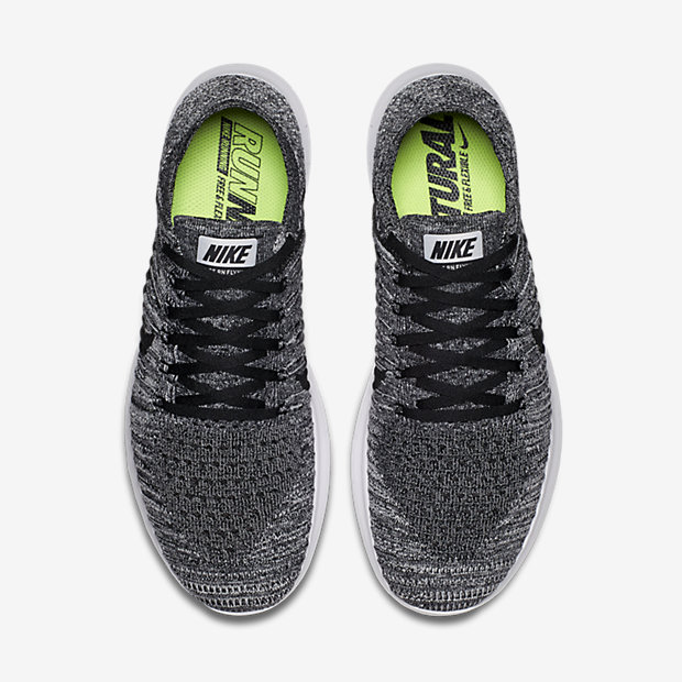 Nike Free Rn Flyknit Oreo Review
