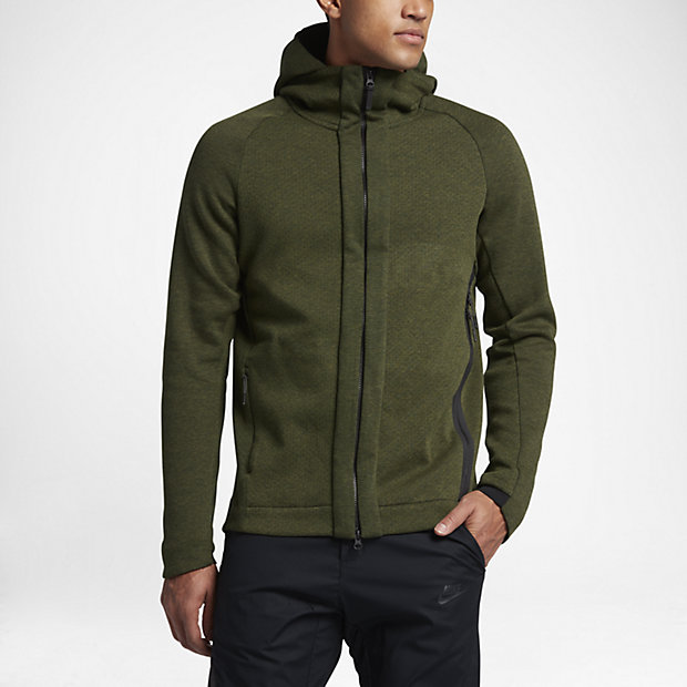 Nike Sportswear Tech Fleece Men's Full-Zip Hoodie. Nike.com