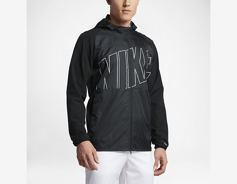 Nike Printed Packable Hooded