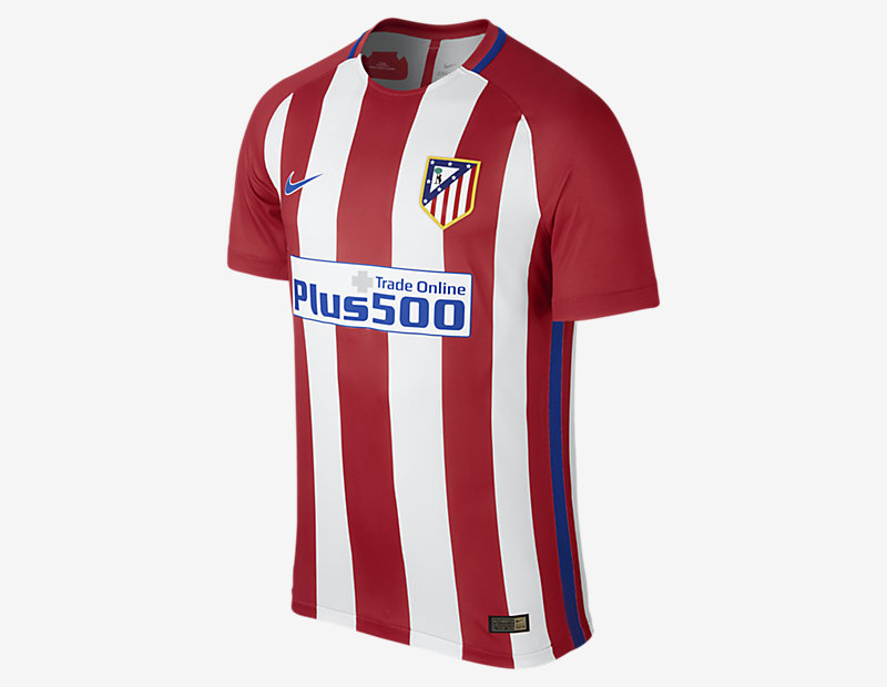2016/17 Atletico de Madrid Match Home