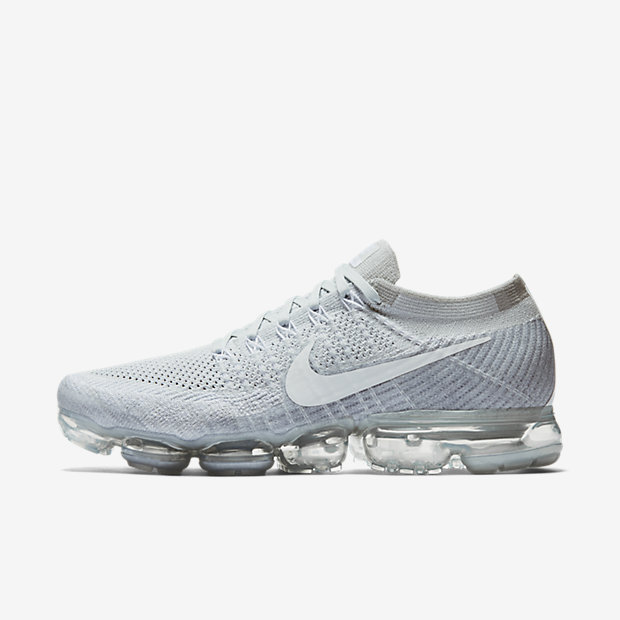 ... nike air vapormax flyknit mens running shoe