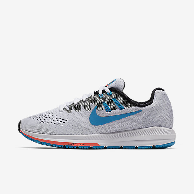 ... air zoom structure 20 anniversary womens running shoe; nike ...