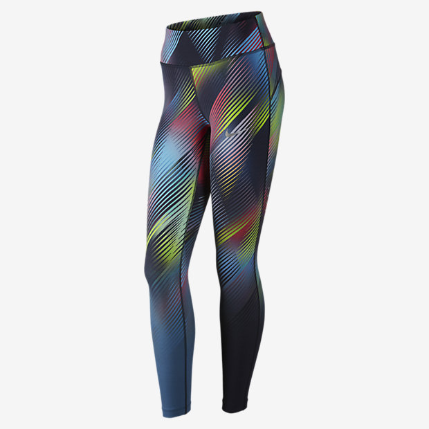 nike power epic lux women 39 s running tights hr. Black Bedroom Furniture Sets. Home Design Ideas