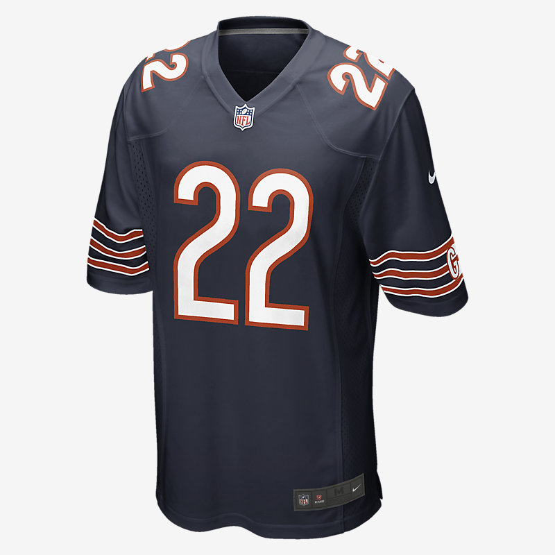 Image For Maglia da football americano NFL Chicago Bears Game (Matt Forte)