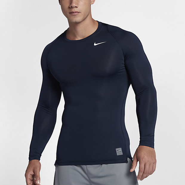 Nike Pro Cool Compression Long-Sleeve