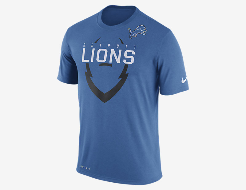 Nike Icon (NFL Lions)