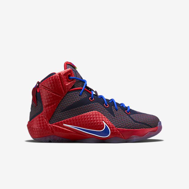 huge selection of c7657 9bd8f Kids Nike LeBron 12 BUCKETS Release Date