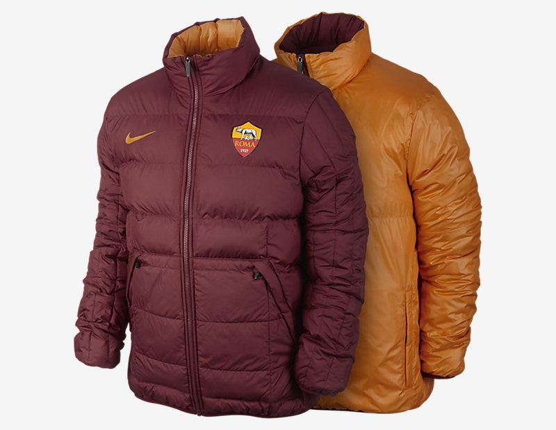 A.S. Roma Core Padded Reversible