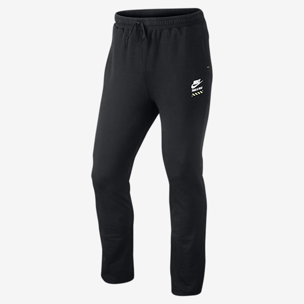 New Buy Nike Charcoal Legend 2 Slim Dri Fit Cotton Training Track Pants