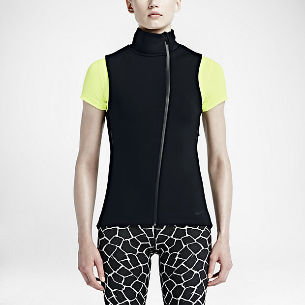 This is on my Wish List: Nike Therma-Sphere Max Women's Training Vest.