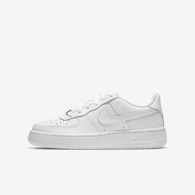 Nike Air Force 1 Wit Laag
