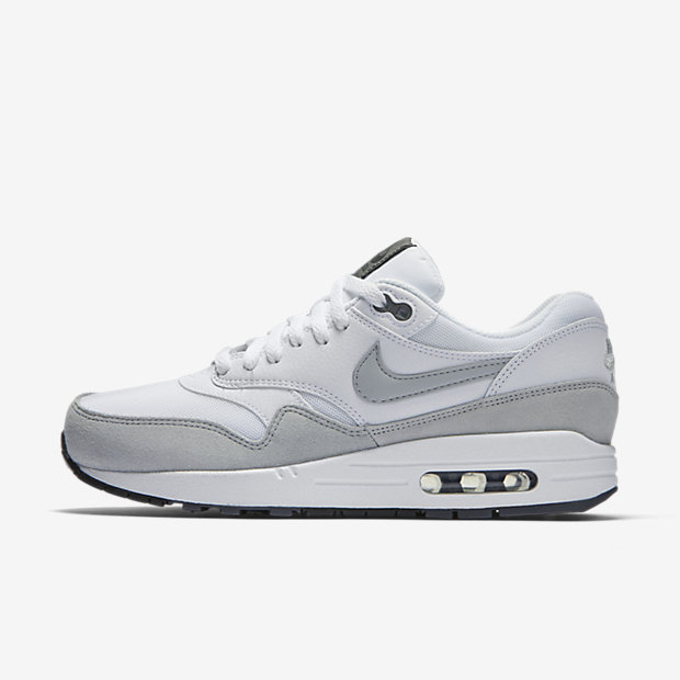 nike air max 1 womens grey