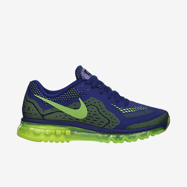 Pics photos nike air max 2014 men s shoes all jadeblack on sale for